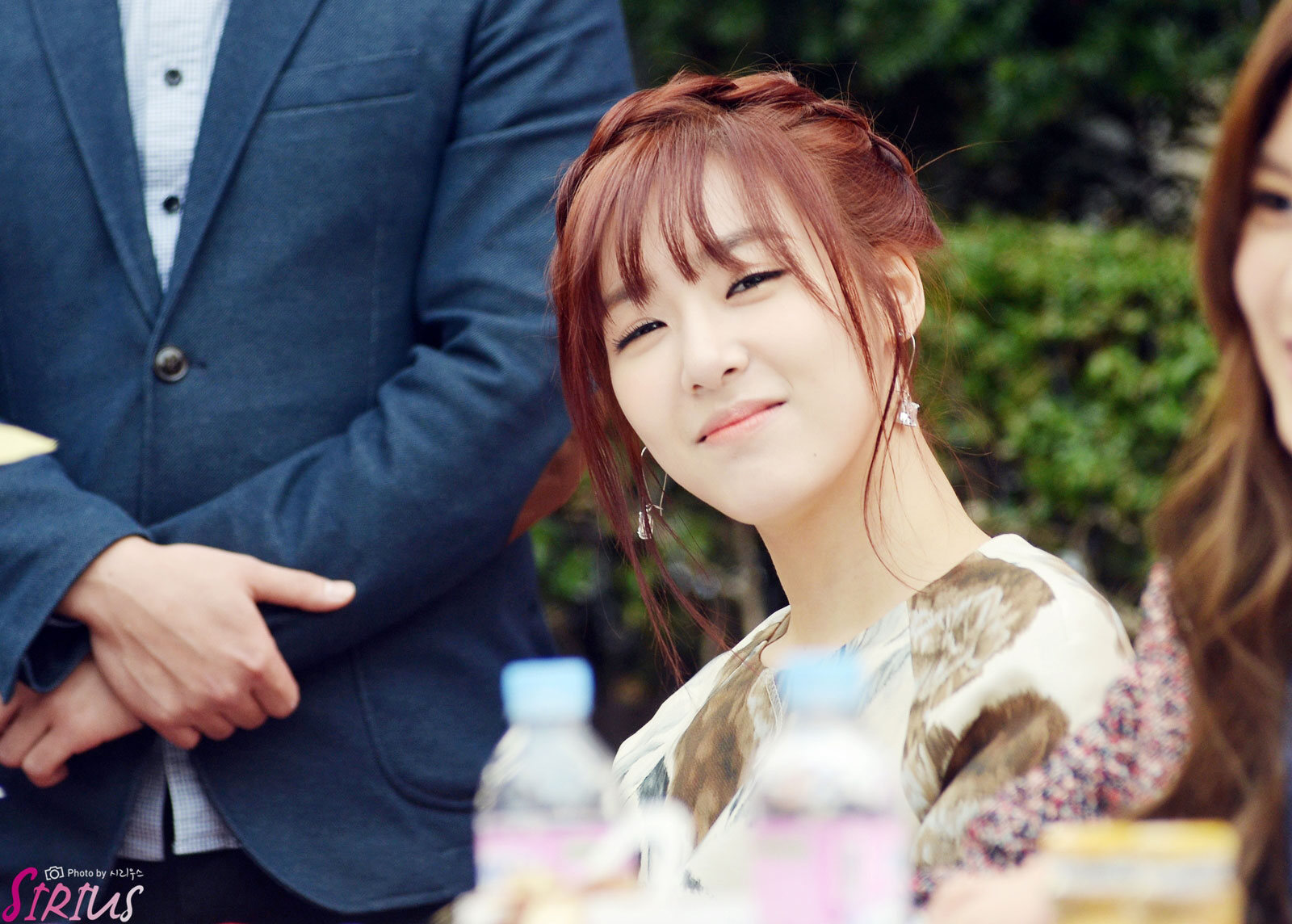 Tiffany @ Lotte Department Store fansign