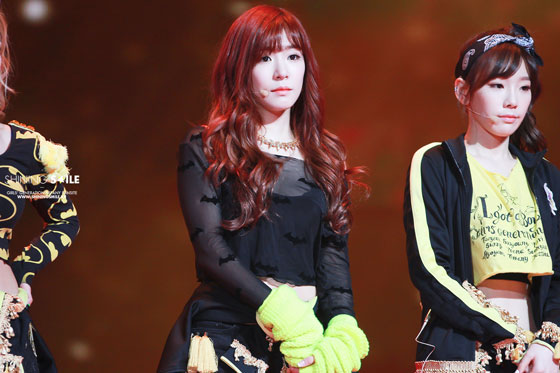 SNSD Tiffany KBS Open Concert 2013