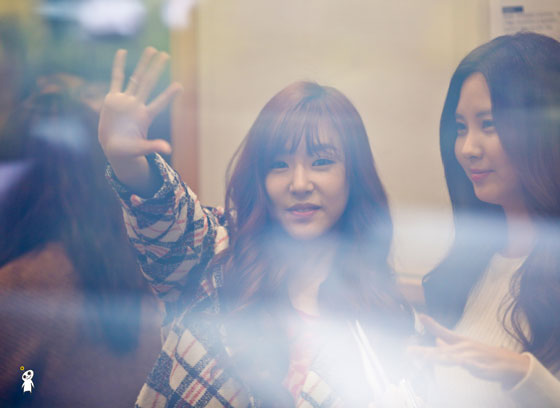 SNSD Tiffany KBS Cool FM