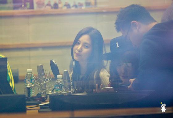 SNSD Tiffany Seohyun KBS Cool FM