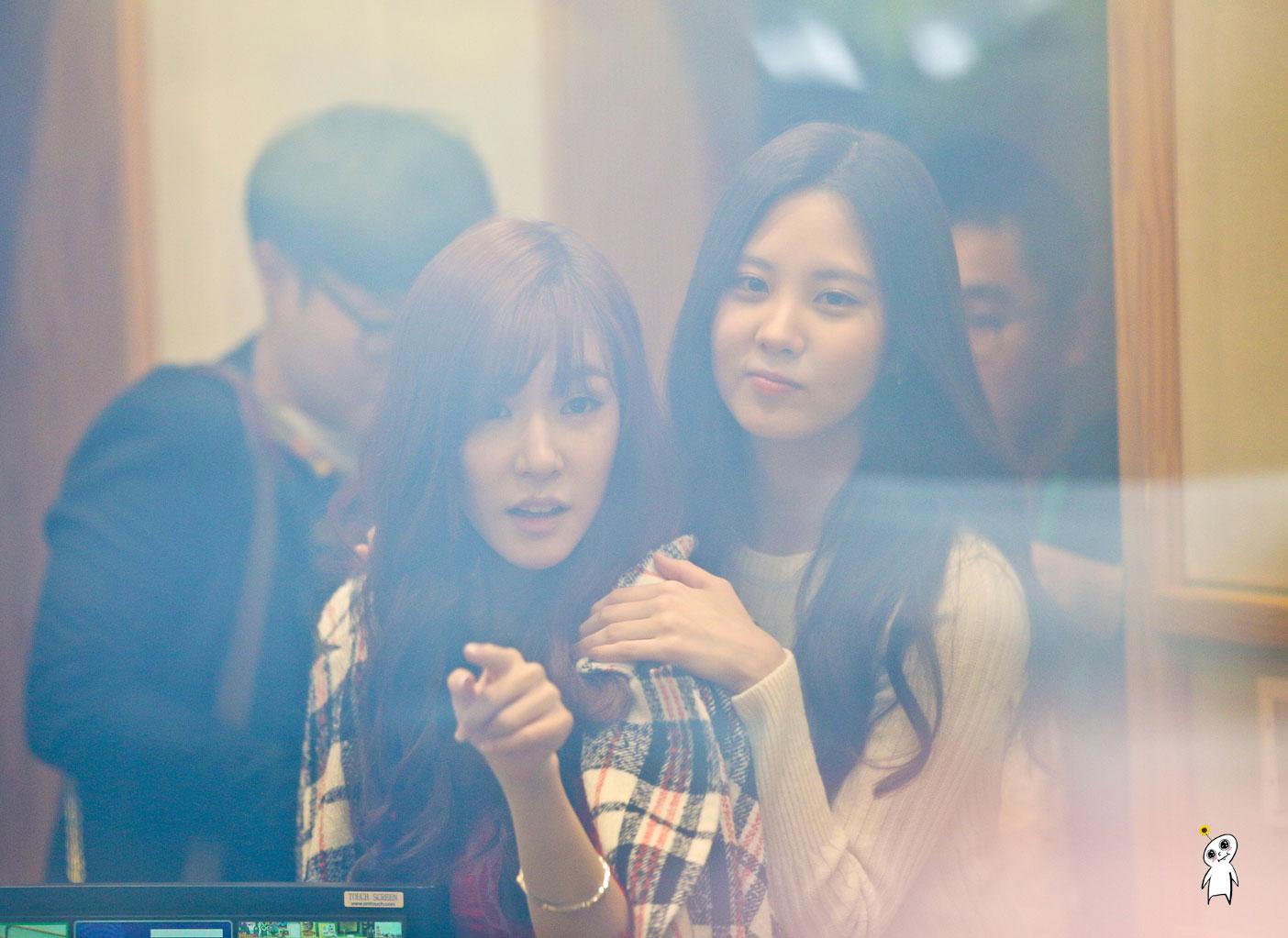 Tiffany & Seohyun KBS Cool FM