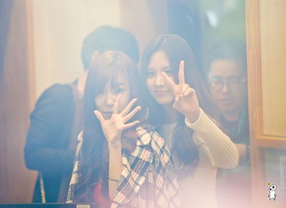STiffany Seohyun KBS Cool FM