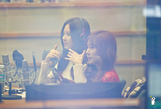 Tiffany Seohyun KBS Cool FM