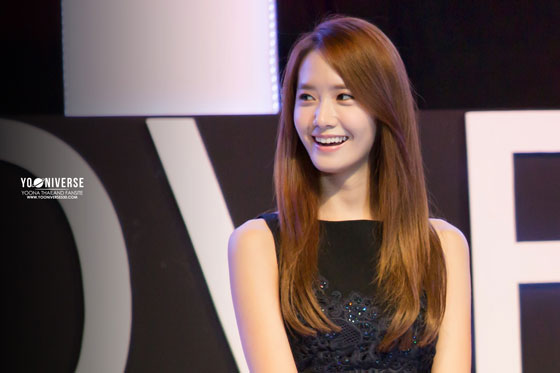 SNSD Yoona Girls Thanks Party Thailand