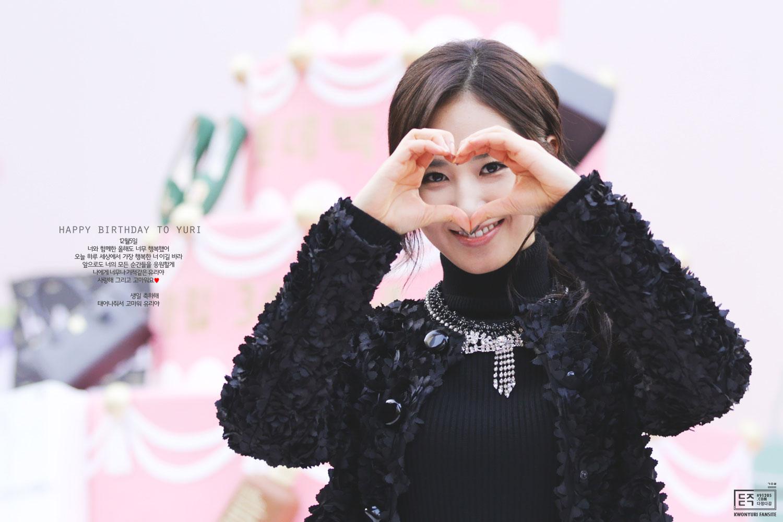 Happy Birthday Yuri 2013