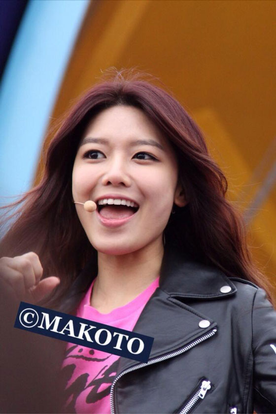 SNSD Sooyoung Love Peace USJ Japan showcase