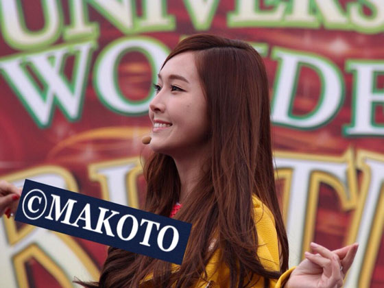 SNSD Jessica Love Peace USJ Japan showcase