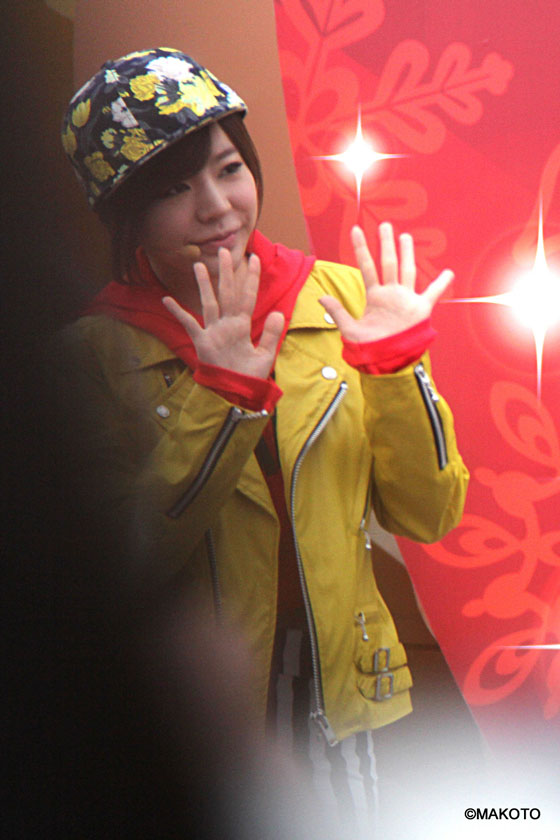 SNSD Sunny Love Peace USJ Japan showcase