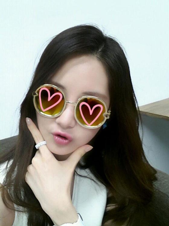 SNSD Seohyun December 2013 Twitter selca