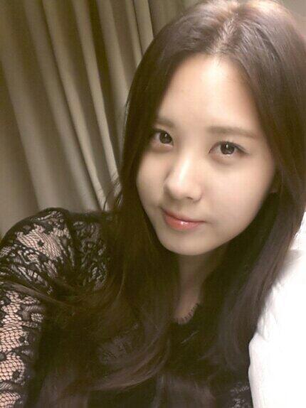 SNSD Seohyun Twitter Hong Kong