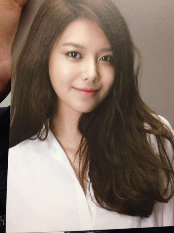 SNSD Sooyoung SMTOWN Week postcard