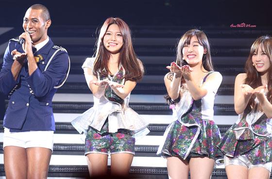 Endo Sooyoung Love Peace Yokohama showcase