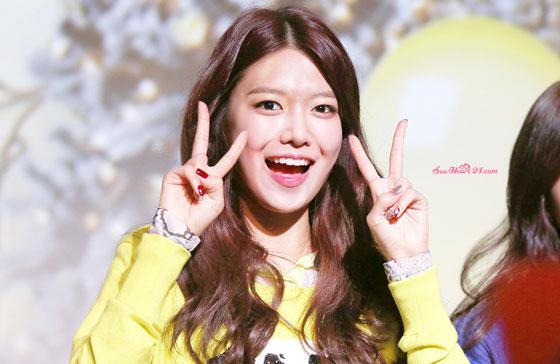 SNSD Sooyoung Love Peace Osaka showcase