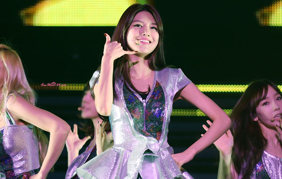SNSD Sooyoung Love Peace Japan showcase