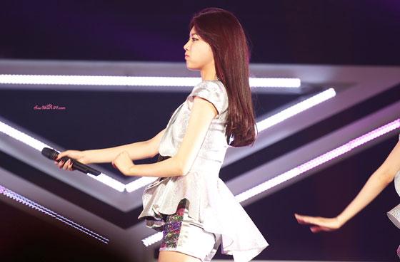 SNSD Sooyoung Love Peace Yokohama showcase