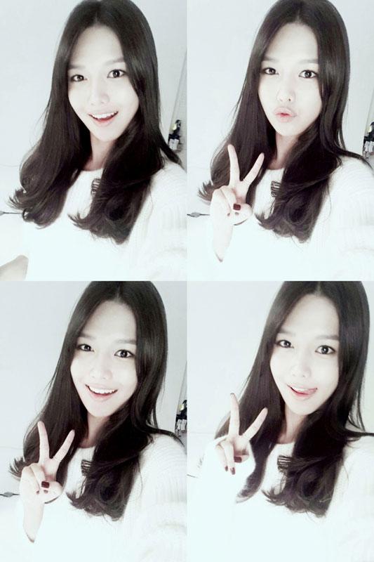 SNSD Sooyoung SM selca