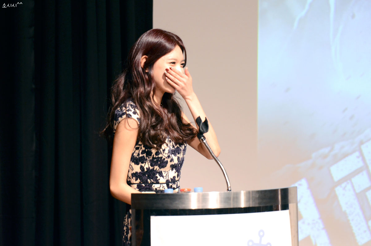 Sooyoung @ Women in Film Festival Awards