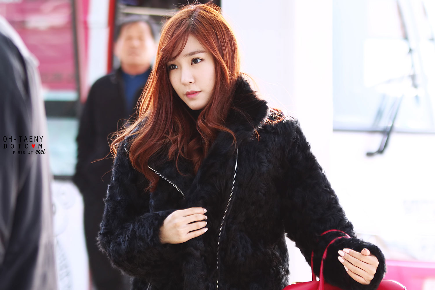 TaeNy Incheon Airport to Shanghai