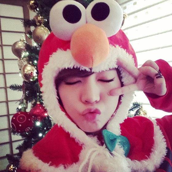 Universal Japan Christmas Selca