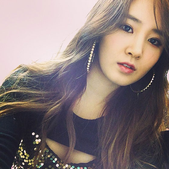 SNSD Yuri December 2013 Instagram selca