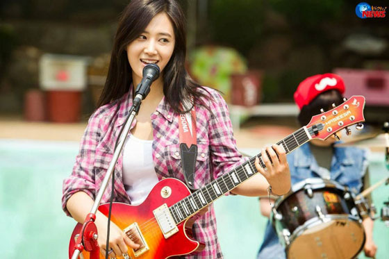 Girls Generation Yuri No Breathing movie