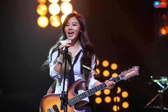 Girls Generation Yuri No Breathing movie
