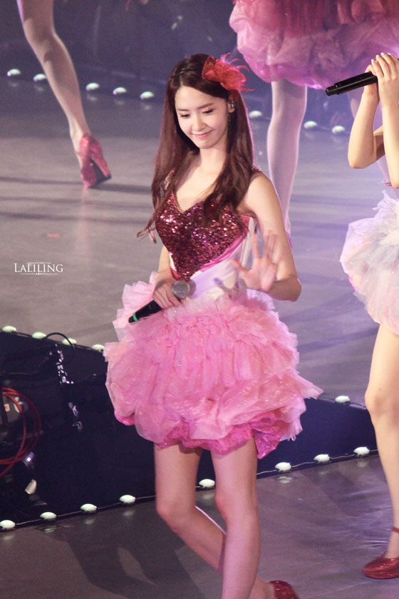 SNSD Yoona World Tour Bangkok 2014