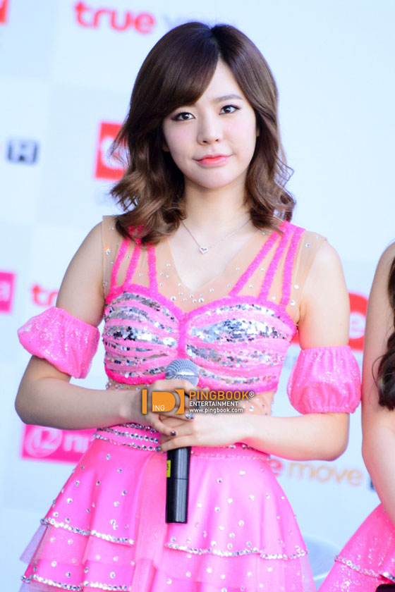 SNSD Sunny Girls Peace Bangkok press event