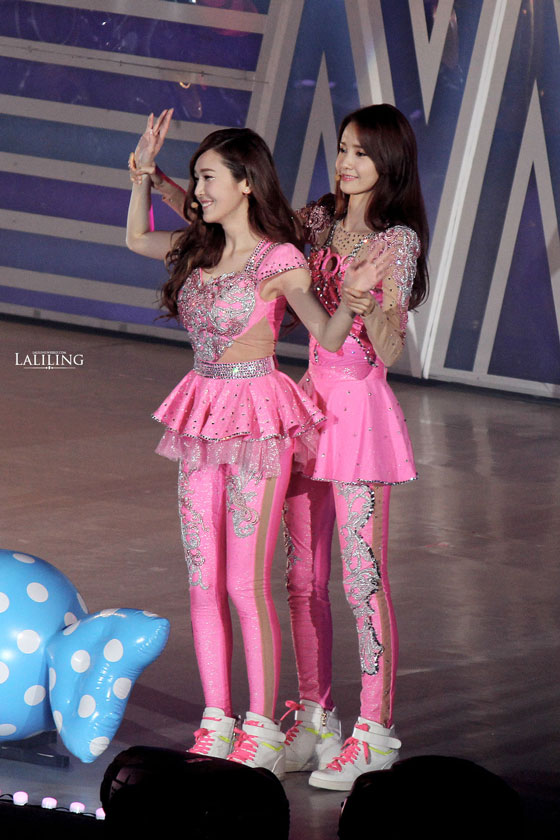 SNSD YoonSic World Tour Bangkok 2014