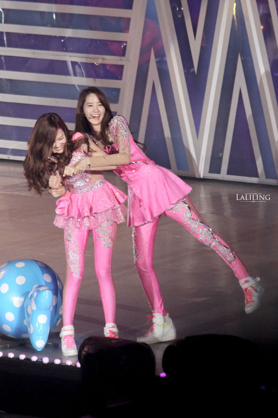 Yoona Jessica World Tour Bangkok 2014
