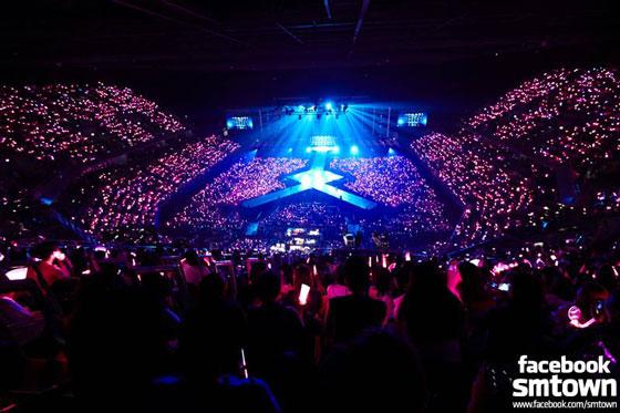Girls Generation World Tour Bangkok 2014