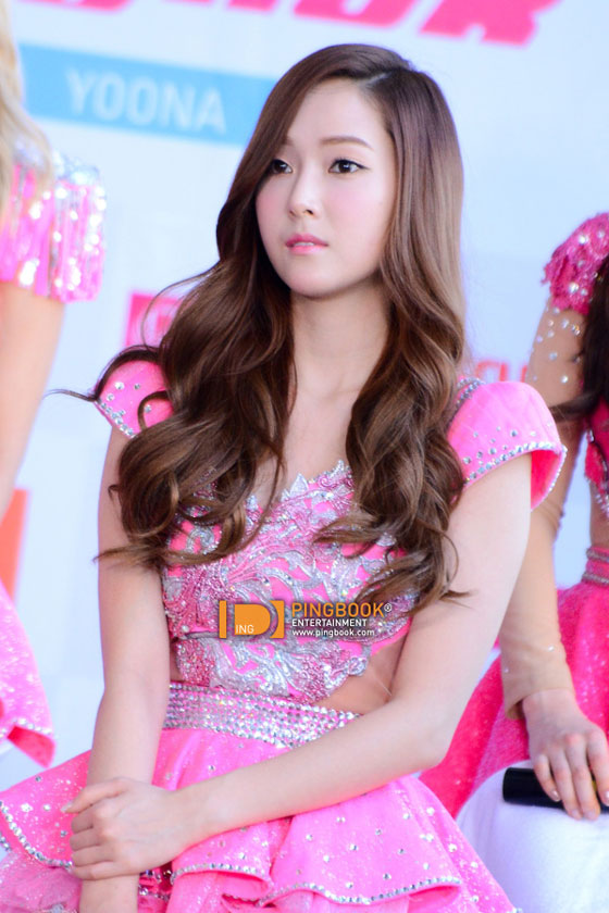SNSD Jessica Girls Peace Bangkok press event