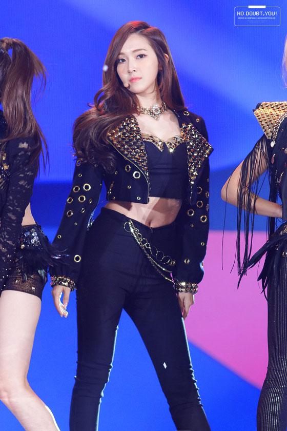 SNSD Jessica SBS Music Festival 2013