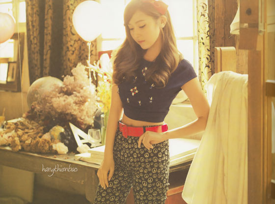 SNSD Jessica Love Peace Japan album photobook