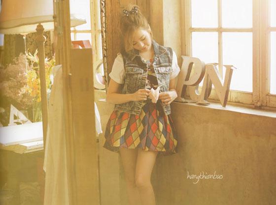 SNSD Sunny Love Peace Japan album photobook