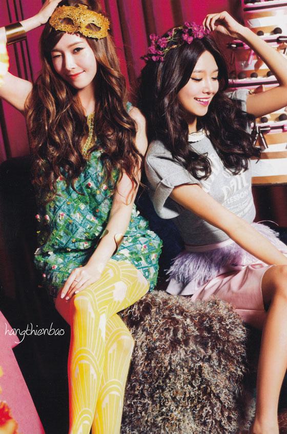 Girls Generation Love Peace Japan album photobook