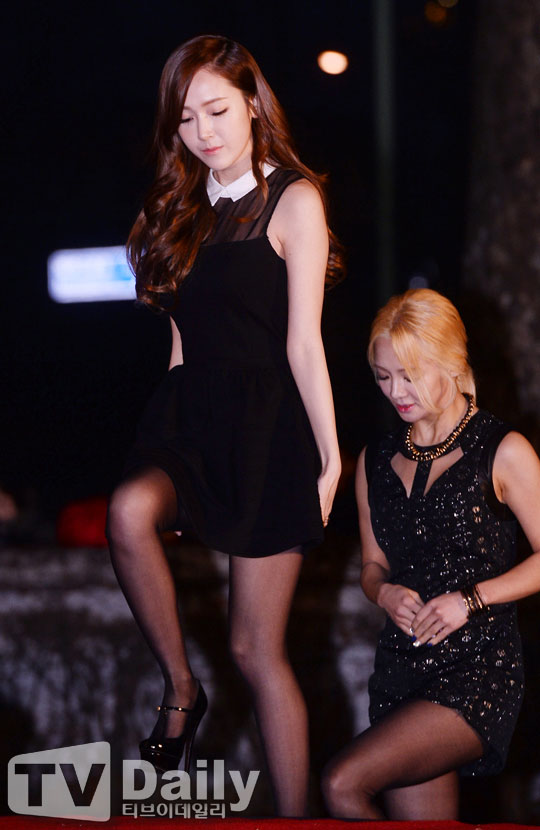 SNSD Seoul Music Awards 2014 red carpet