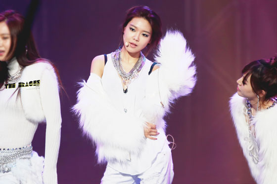 SNSD Sooyoung MBC Gayo Daejejeon 2013