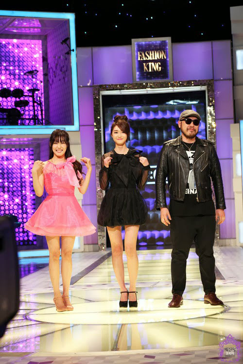 SNSD Tiffany Fashion King Korea third place
