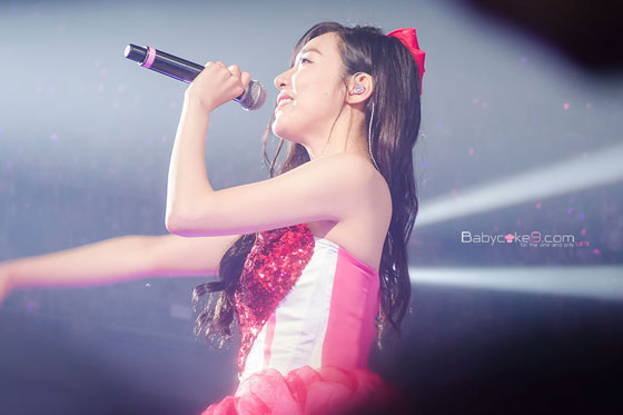 SNSD Tiffany World Tour 2014 Bangkok