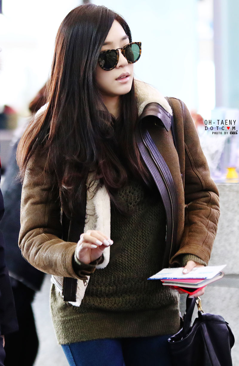 Tiffany Incheon Airport to Milan