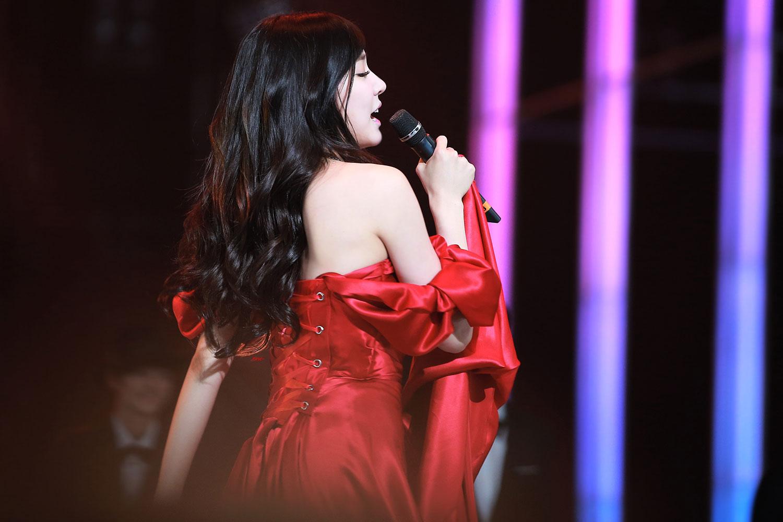Tiffany @ MBC Gayo Daejejeon 2013