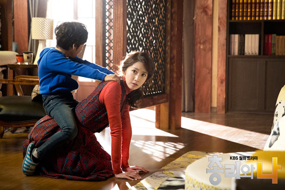 SNSD Yoona and Manse Prime Minister drama