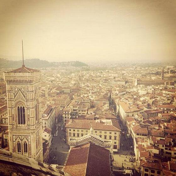 YulTi Lugano & Florence trip