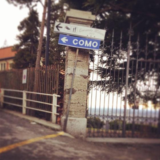 SNSD Como Italy Instagram photo