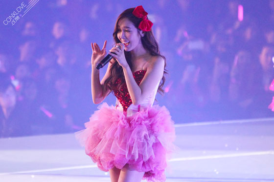 SNSD Jessica World Tour Macau 2014