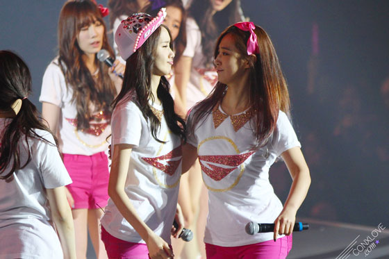 Yoona Yuri World Tour Macau 2014