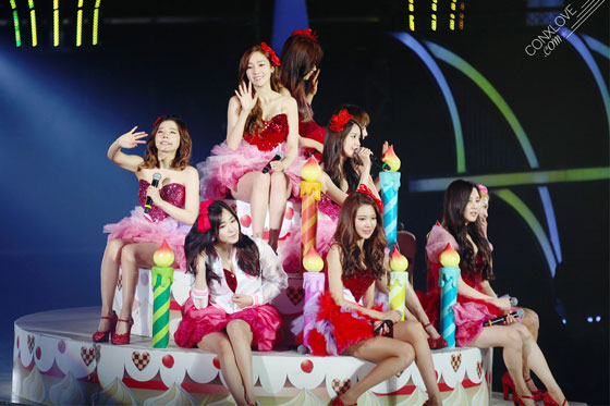 Girls Generation World Tour Macau 2014