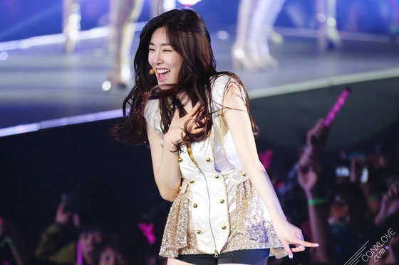 SNSD Tiffany World Tour Macau 2014