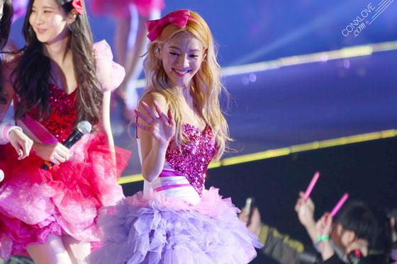 SNSD Hyoyeon World Tour Macau 2014